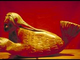 Sedna the Sea Goddess (1987) Brazilian soapstone/ inlay