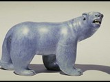 Angry Bear (1983) Brazilian soapstone