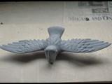 Bird Man in Flight (1990) African wonderstone